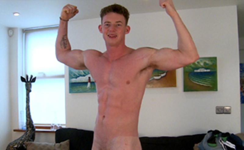 Studs 10 inch cocks straight