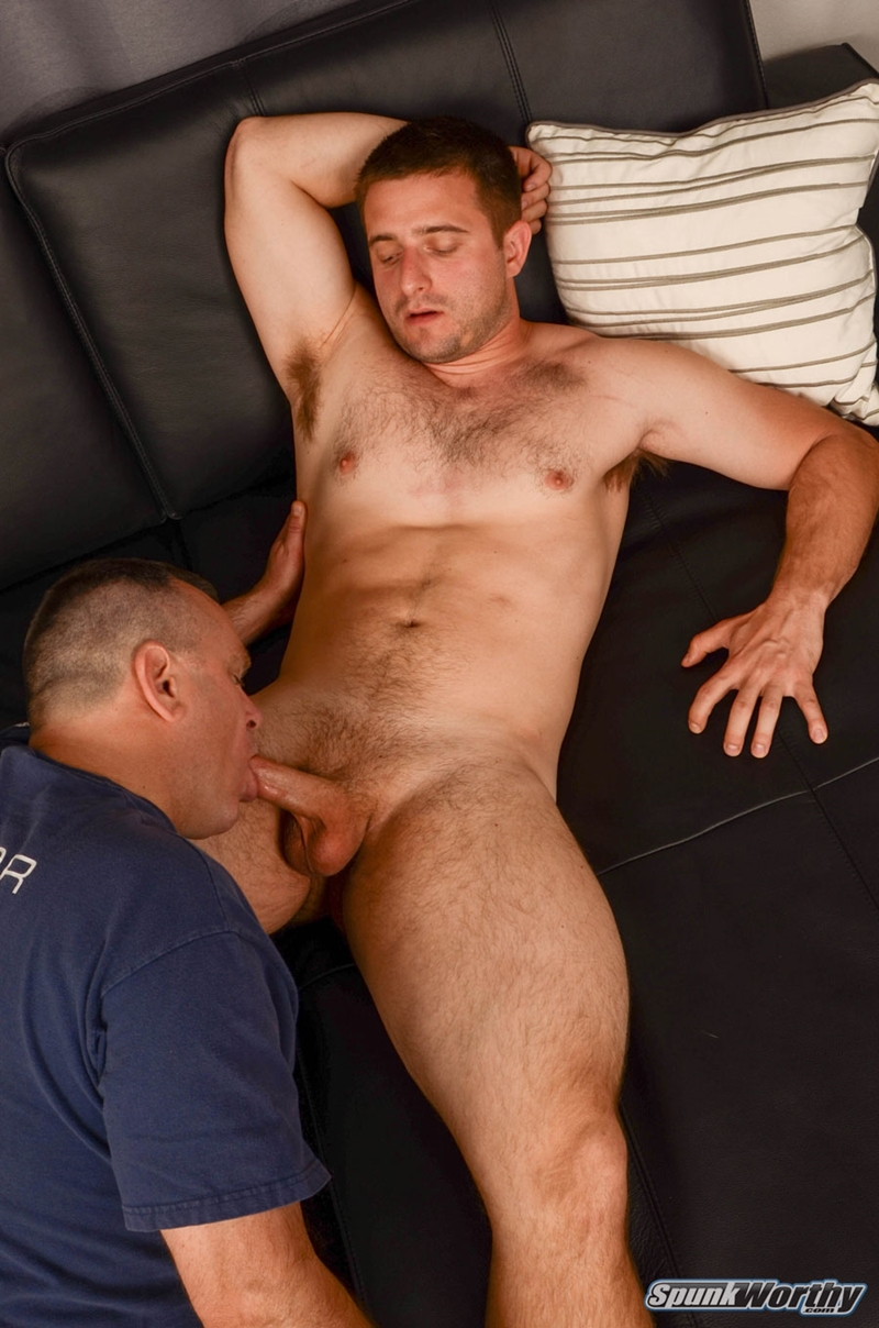 Pounding twink cums hard