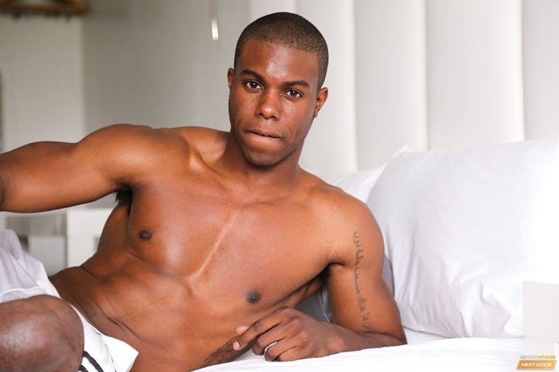 sexiest nude black men