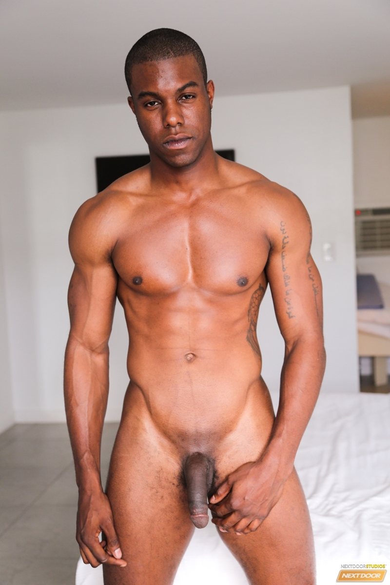 Hot Black Naked Guys