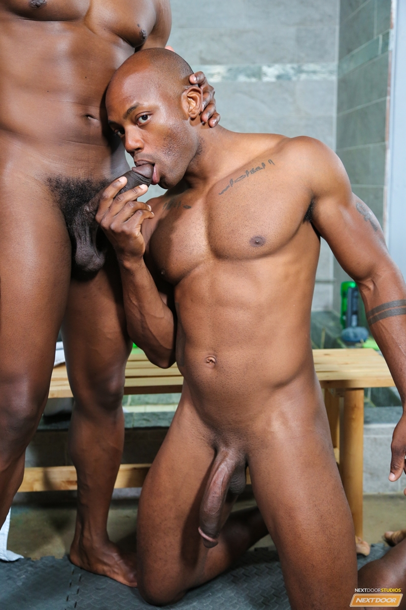 gay black fetish