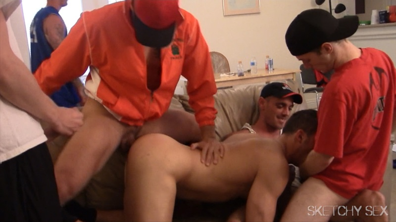 big dick fucking men Jul 2015  If my memory stands correct, these men were also fucking each other.