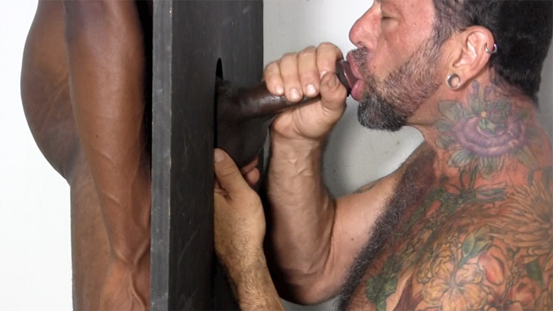 from Will naked gay black men blowjobs