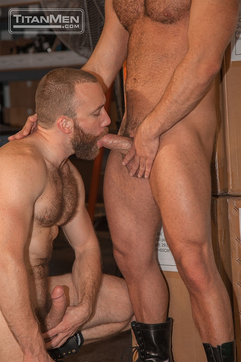 Muscle Beefy Bromance Fucking And Sucking Hard