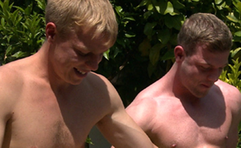 EnglishLads-muscled-athletic-blonde-Joey-Barton-Chris-Little-uncut-cocks-69-sucking-orgasm-smooth-chest-hot-cum-jizz-load-straight-guy-02-gay-porn-star-sex-video-gallery-photo