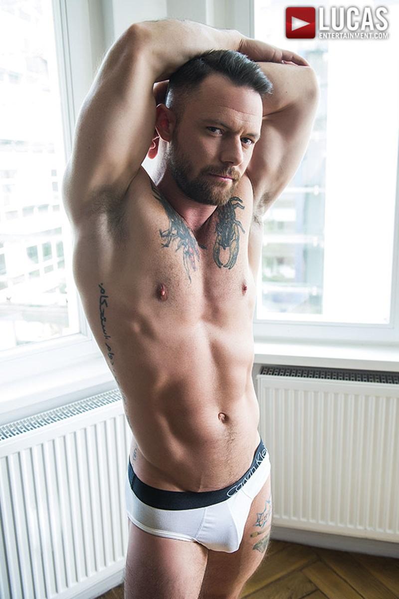 LucasEntertainment-sexy-naked-muscle-tattoo-men-Sergeant-Miles-uncut-Aussie-huge-cock-versatile-flip-flop-fucking-Michael-Lachlan-butt-12-gay-porn-star-sex-video-gallery-photo