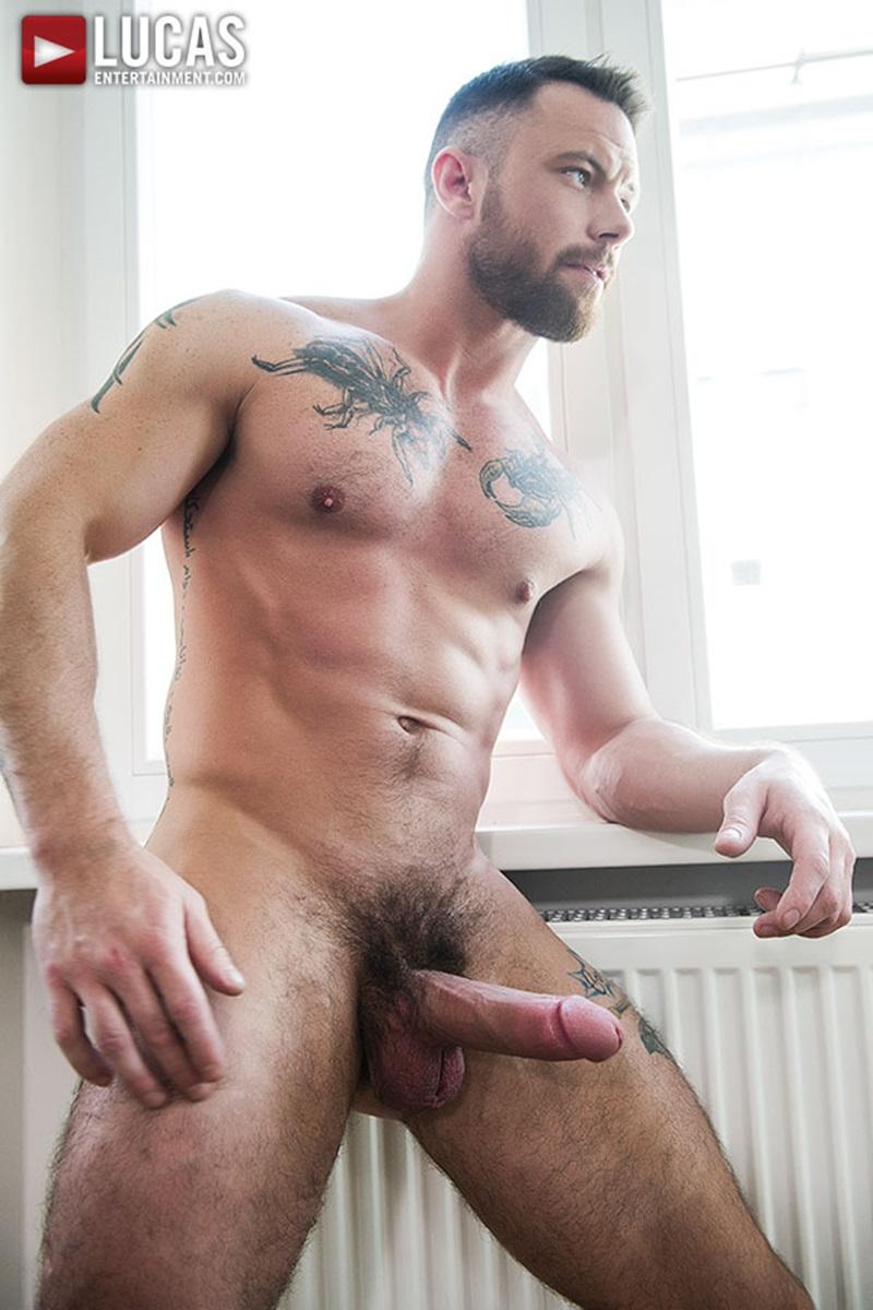 LucasEntertainment-sexy-naked-muscle-tattoo-men-Sergeant-Miles-uncut-Aussie-huge-cock-versatile-flip-flop-fucking-Michael-Lachlan-butt-14-gay-porn-star-sex-video-gallery-photo