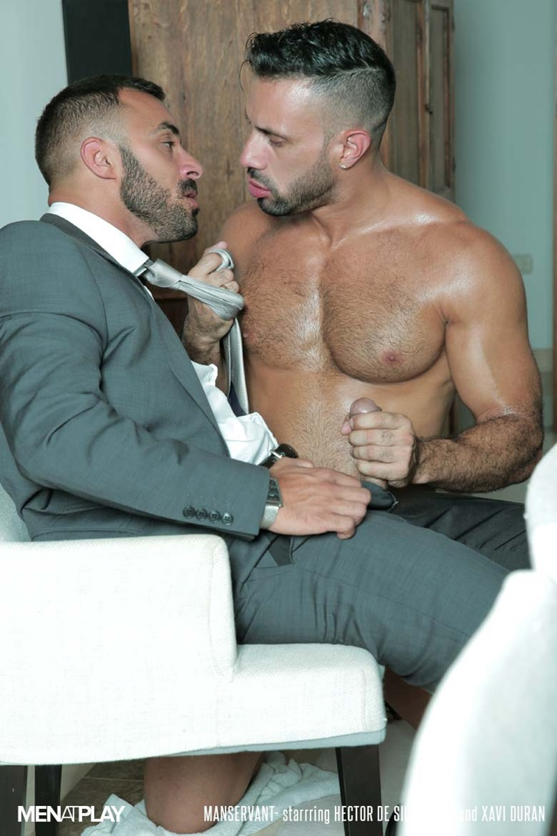 MenatPlay-Flex-Xtremmo-Hector-de-Silva-Xavi-Duran-naked-muscle-business-suit-men-fuck-rim-cock-doggy-style-fucking-Tag-Team-Spit-Roast-03-gay-porn-star-sex-video-gallery-photo