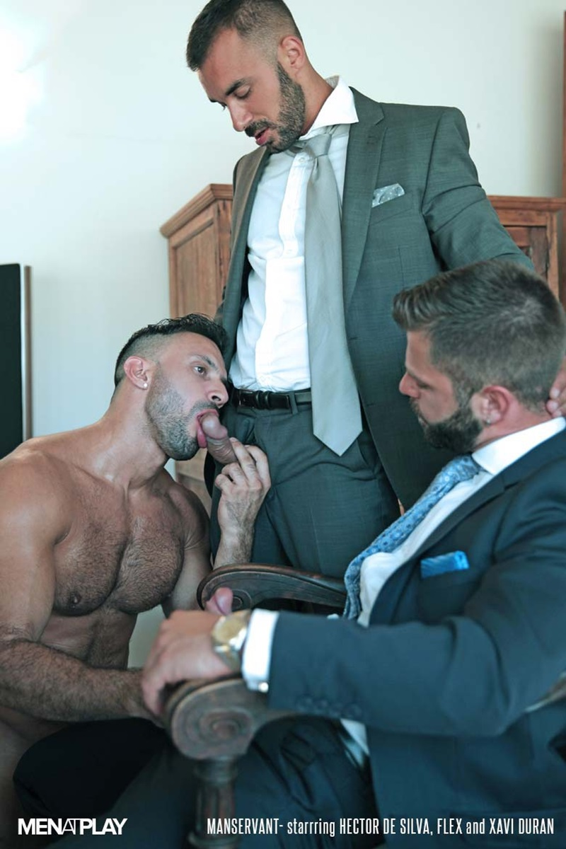 Free gay porn men in suits