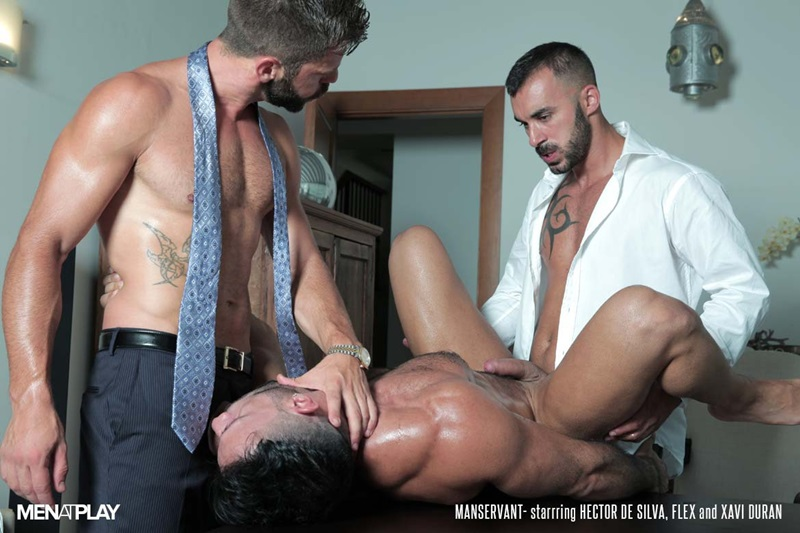 MenatPlay-Flex-Xtremmo-Hector-de-Silva-Xavi-Duran-naked-muscle-business-suit-men-fuck-rim-cock-doggy-style-fucking-Tag-Team-Spit-Roast-23-gay-porn-star-sex-video-gallery-photo