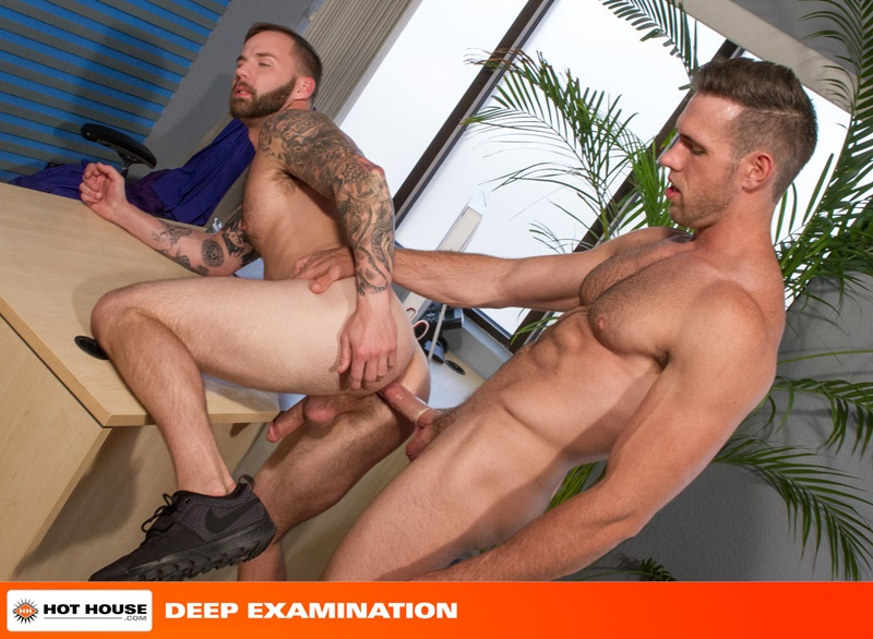 Hothouse-Medical-nurse-doctor-Chris-Bines-handsome-Alex-Mecum-fucking-butt-guy-bottom-massive-thick-cock-monster-hairless-ass-hole-rimming-12-gay-porn-star-sex-video-gallery-photo