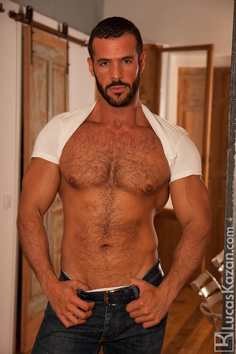 LucasKazan-sexy-Spanish-muscle-hunk-Denis-Vega-hairy-chest-Spaniard-real-muscled-man-huge-erect-dick-tanned-dark-hair-ripped-six-pack-abs-04-gay-porn-star-sex-video-gallery-photo