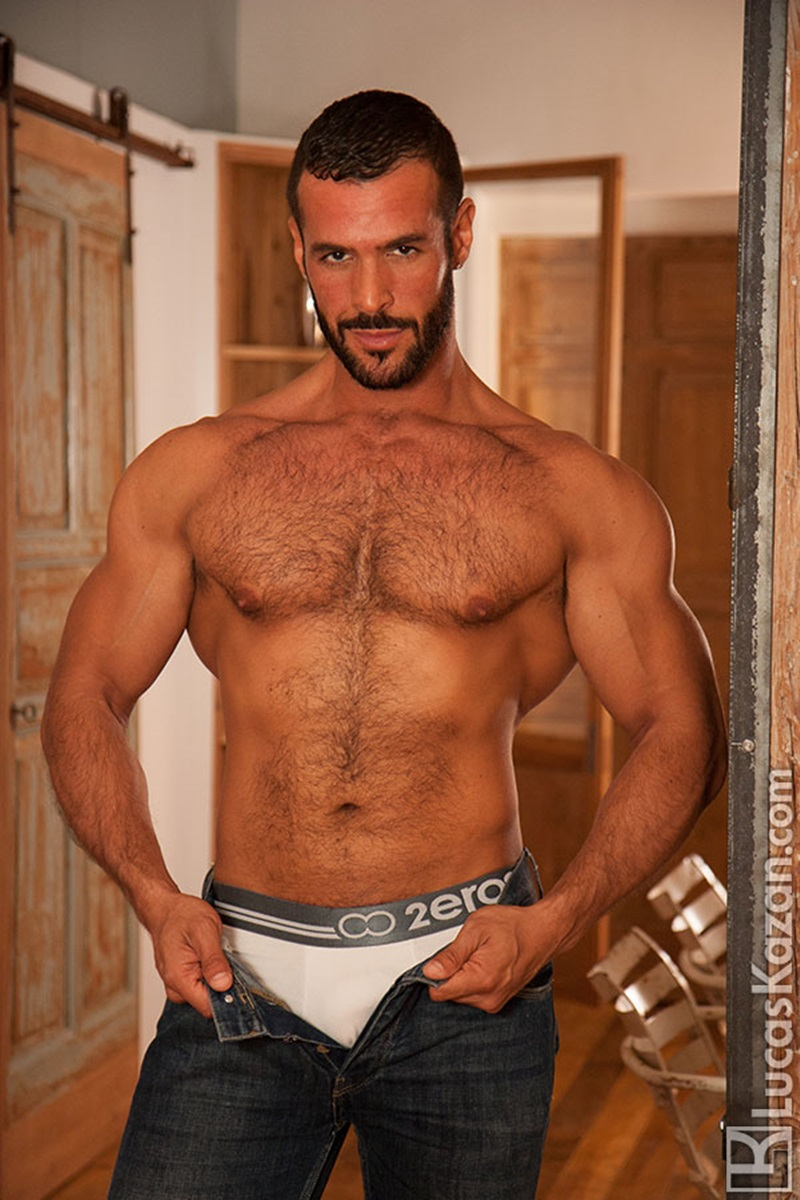 LucasKazan-sexy-Spanish-muscle-hunk-Denis-Vega-hairy-chest-Spaniard-real-muscled-man-huge-erect-dick-tanned-dark-hair-ripped-six-pack-abs-10-gay-porn-star-sex-video-gallery-photo