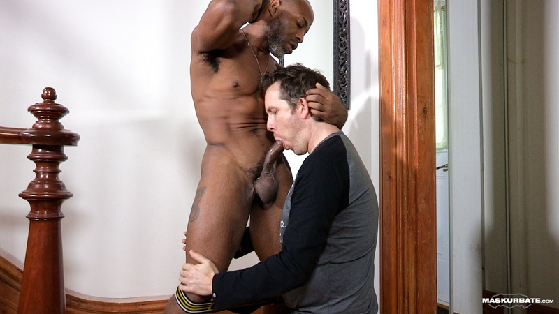 gay black hung