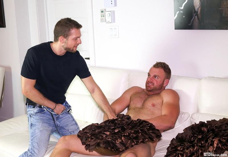 Mutual masturbation session Jimmy Dube and Matthew Parker