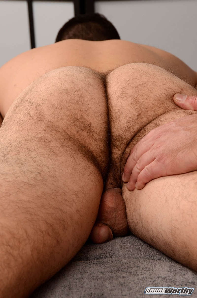 Spunkworthy-naked-dude-jerking-Derek-massage-happy-ending-gay-for-pay-hairy-chest-huge-erect-cock-cum-shot-pubes-10-gay-porn-star-sex-video-gallery-photo