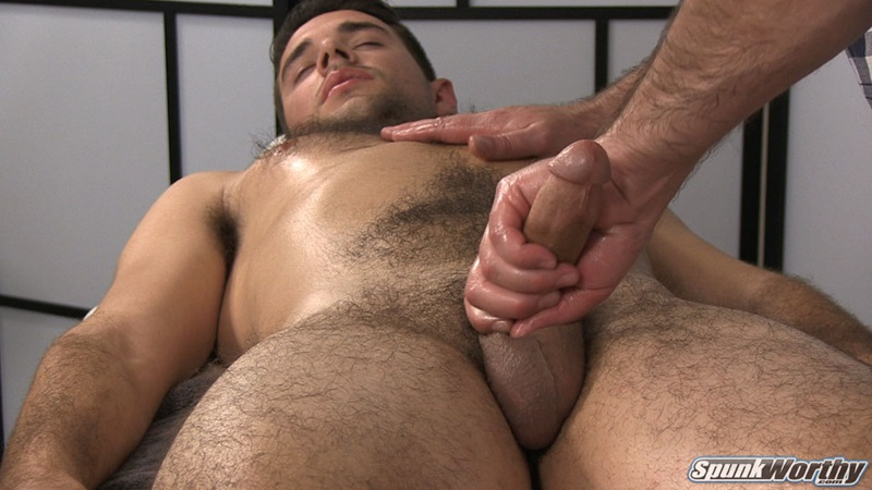 Spunkworthy-naked-dude-jerking-Derek-massage-happy-ending-gay-for-pay-hairy-chest-huge-erect-cock-cum-shot-pubes-11-gay-porn-star-sex-video-gallery-photo