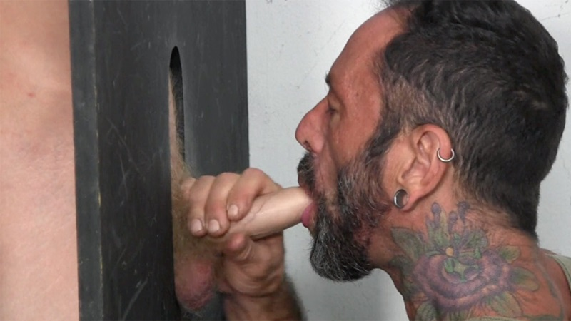 StraightFraternity Blonde surfer Jason big thick hung cock sucked Straight gloryhole blowjob cocksucker cumload 05 gay porn star sex video gallery photo - Young dude Jason gets his best blowjob ever at the Straight Fraternity Glory Hole