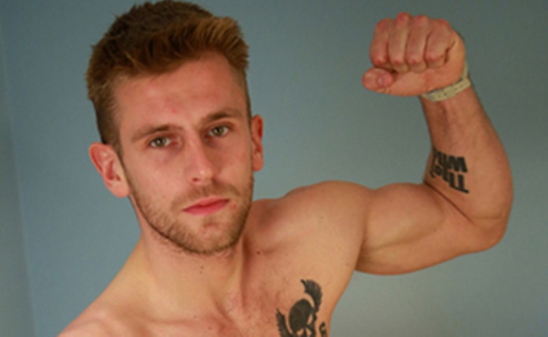 Sneak peek shy boy Jenson Shaw jerks his huge uncut erection to a massive cumload