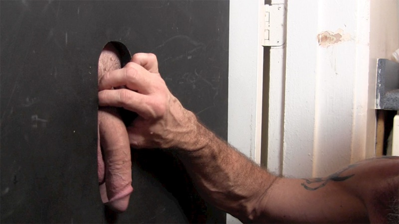 Male glory hole videos