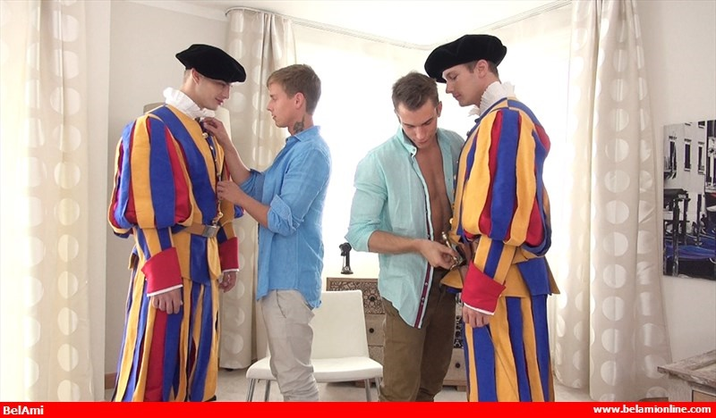 BelamiOnline-Vatican-Brother-Joel-Birkin-Swiss-Guards-Kevin-Warhol-Claude-Sorel-4-way-gay-orgy-Hoyt-Kogan-Marcel-Gassion-raw-ass-fucking-004-gay-porn-sex-gallery-pics-video-photo