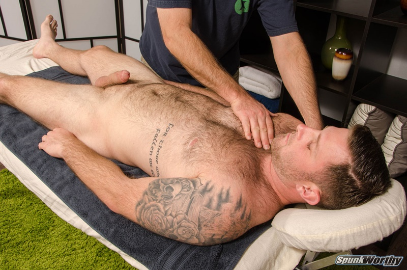 Spunkworthy-hairy-chest-tattoo-Blaze-man-on-male-massage-happy-ending-cock-sucking-ass-rimming-anal-cheeks-masseur-huge-cumshot-011-gay-porn-sex-gallery-pics-video-photo