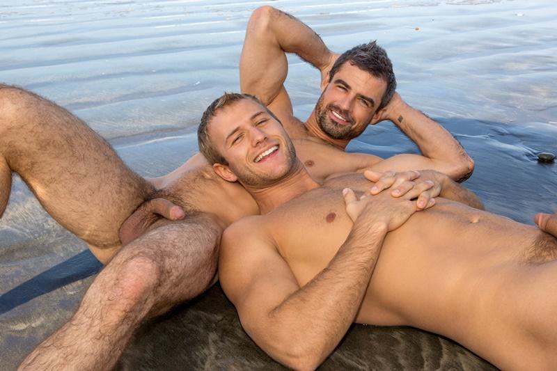 gay in model underwear