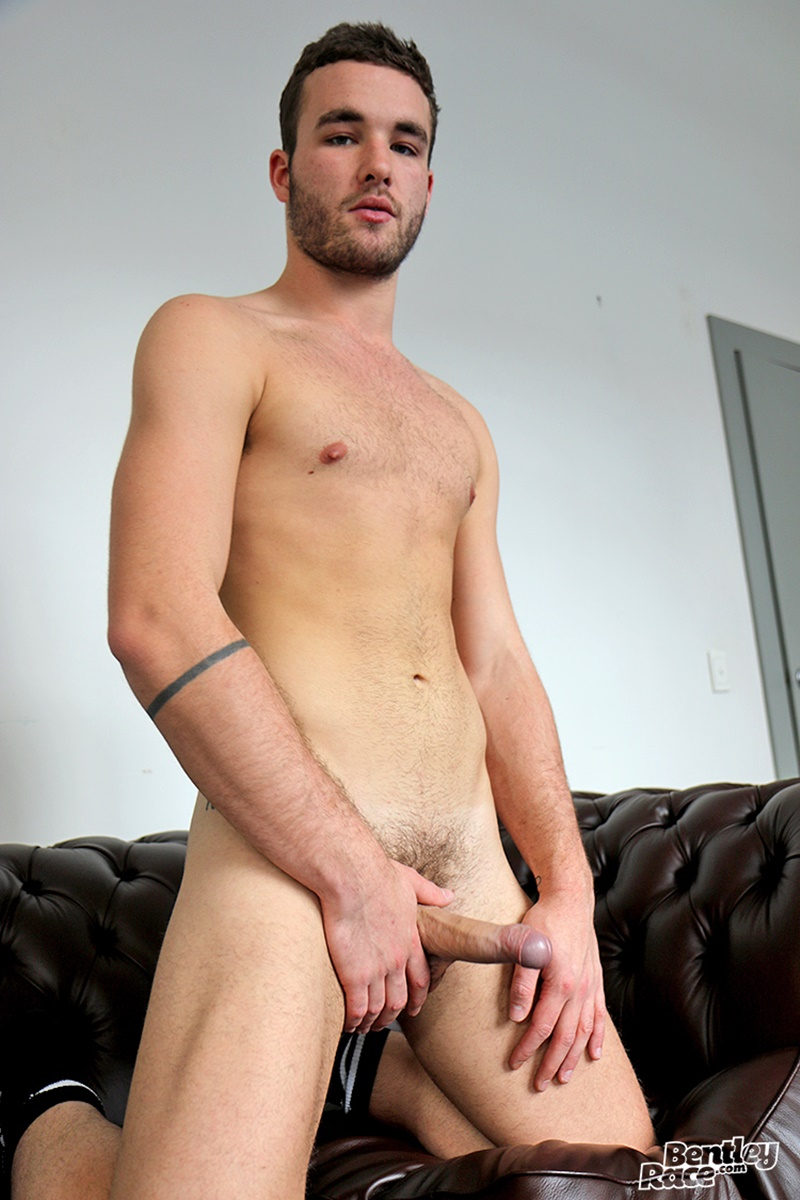 Sexy Naked Aussie Boy Ben Hart Jerks His Huge Dick And -7445