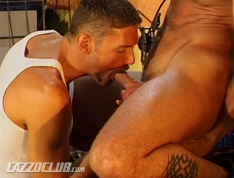 cazzo club  Andy Nickel and Christopher Fleur de Lyss