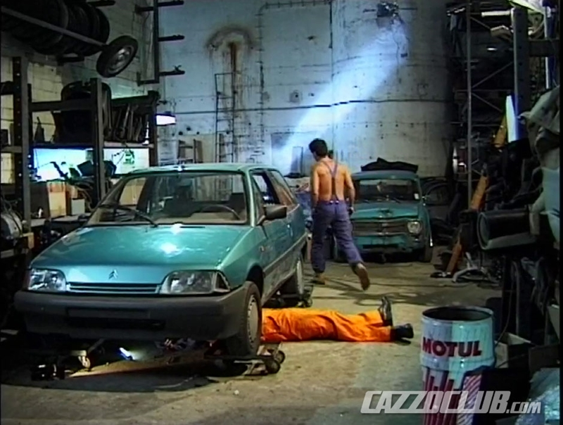 cazzo club  Chris Brown and Jack Janus
