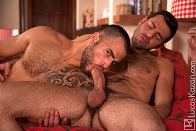 lucas kazan  Dario Beck and Will Helm