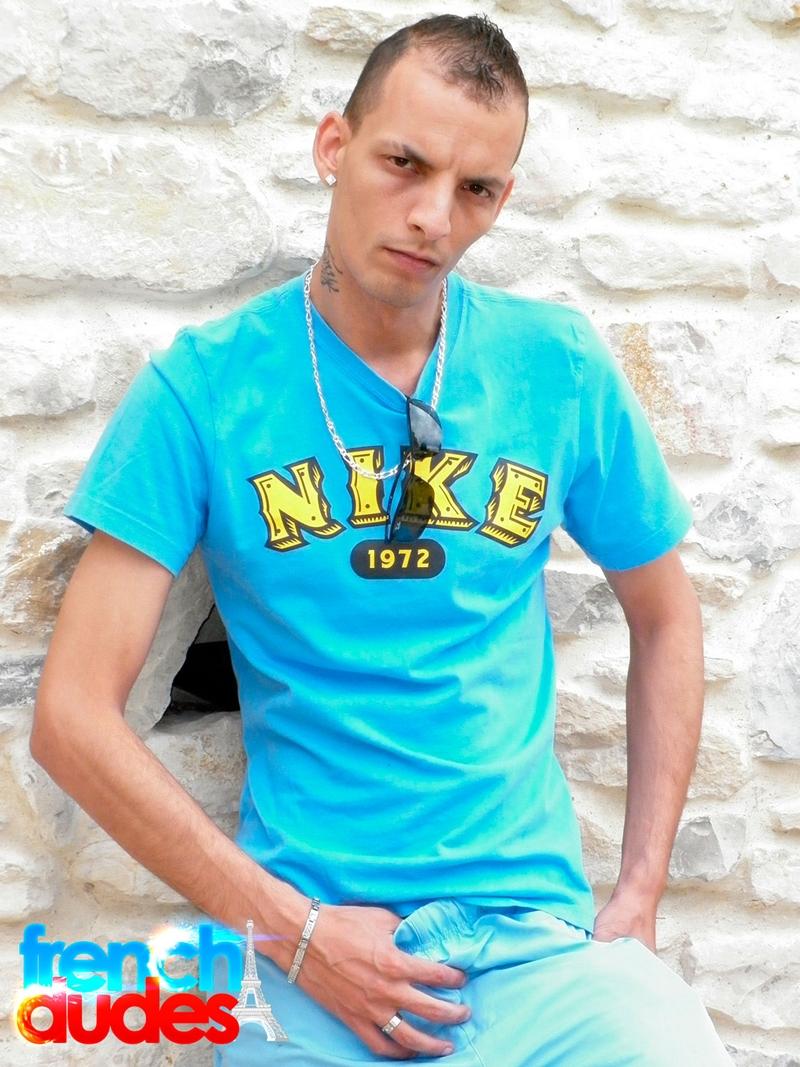 french dudes  Tony Rekins, Alex Kiffeur and Kevin Sportswear