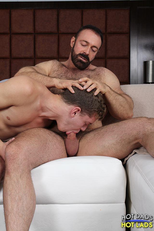 hot dads hot lads  Brad Kalvo and Ian Levine