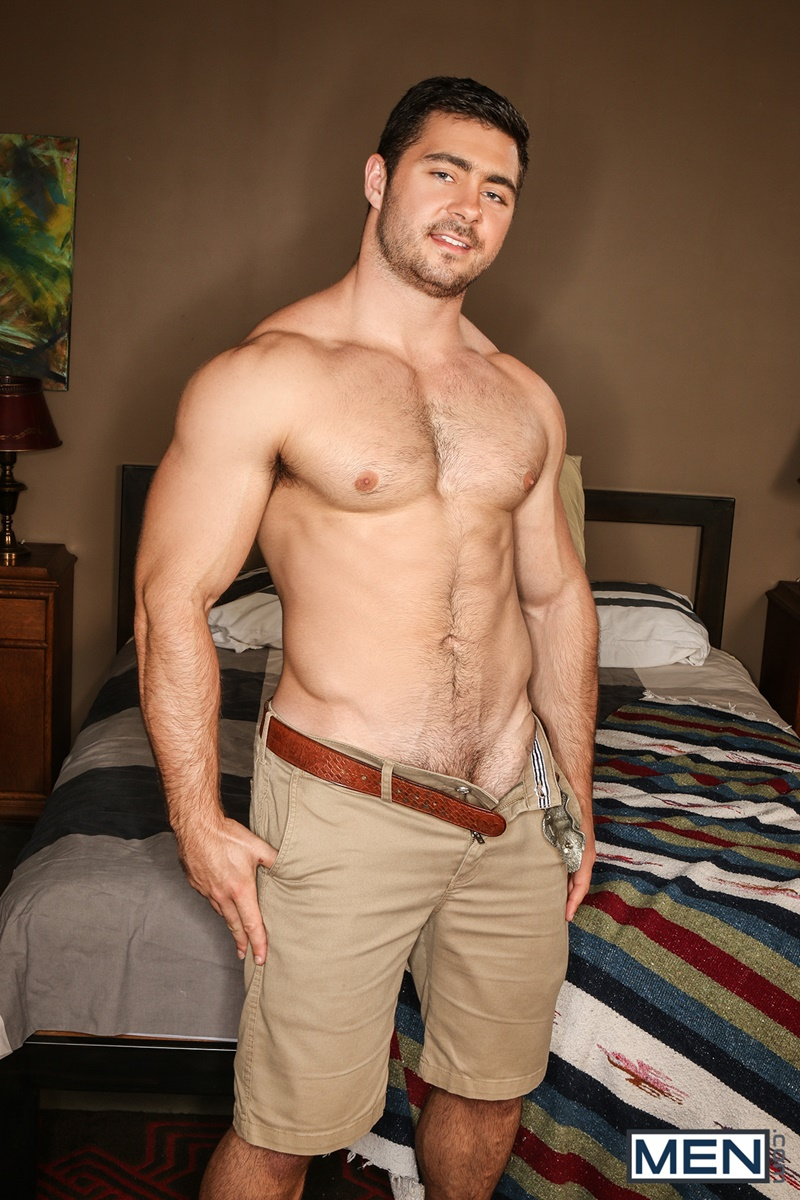 Sexy Naked Hunks Dirk Caber, Colton Grey, Marc Giacomo And -4940