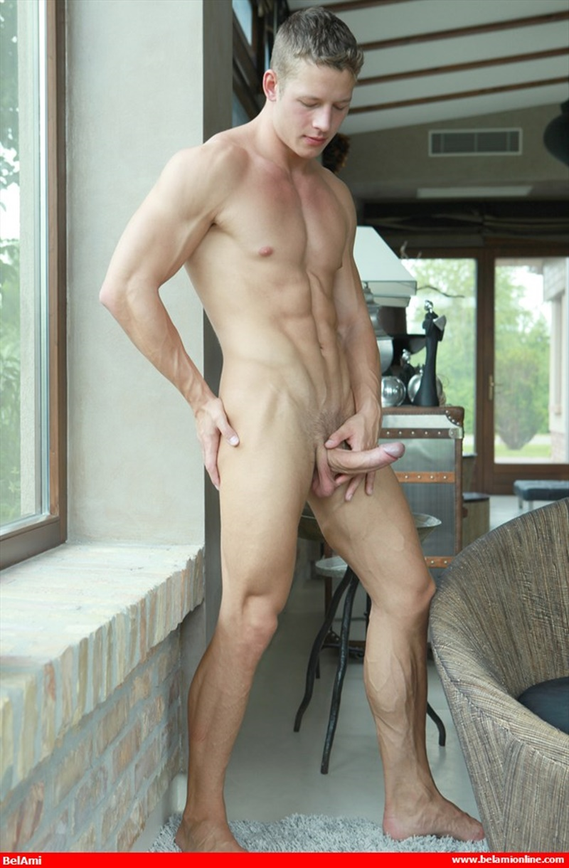 Belami Onlines Sexy Naked Young Man And Super Top Zac -4235