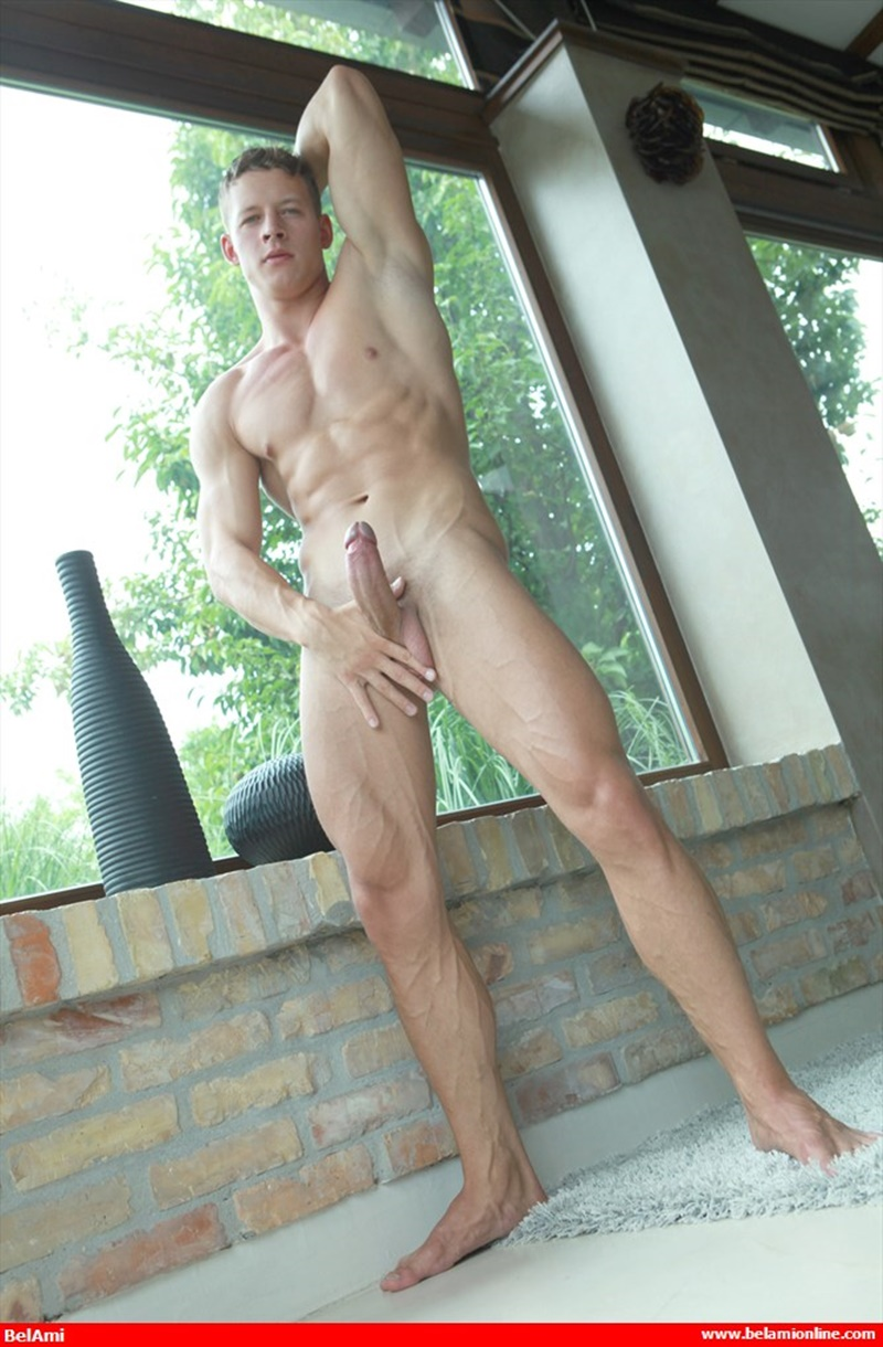 Belami Onlines Sexy Naked Young Man And Super Top Zac -1246