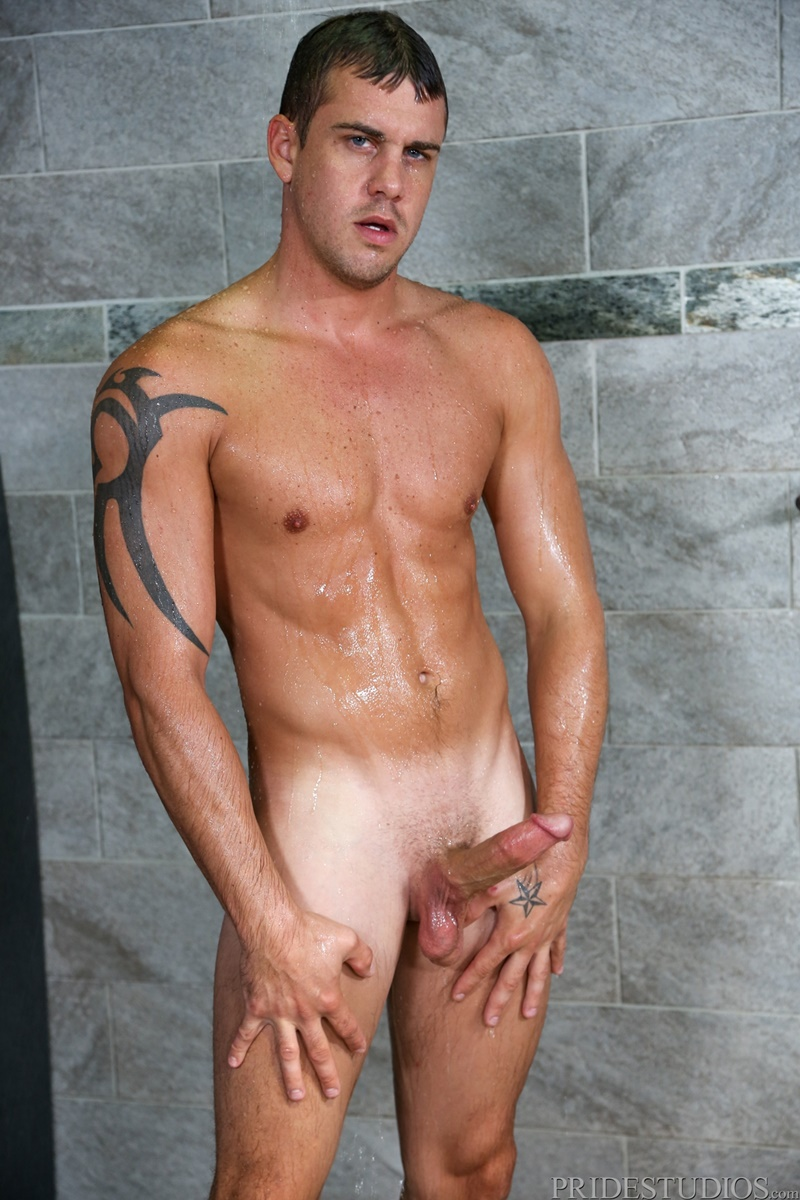 Grant naked model will male