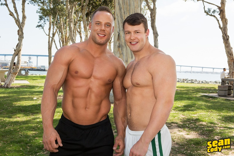 SeanCody naked young muscle dudes Sean Cody Jack Samuel bareback raw big cock bare ass fucking anal assplay cockucker rimming 001 gay porn sex gallery pics video photo - Sean Cody Jack and Samuel bareback raw big cock ass fucking