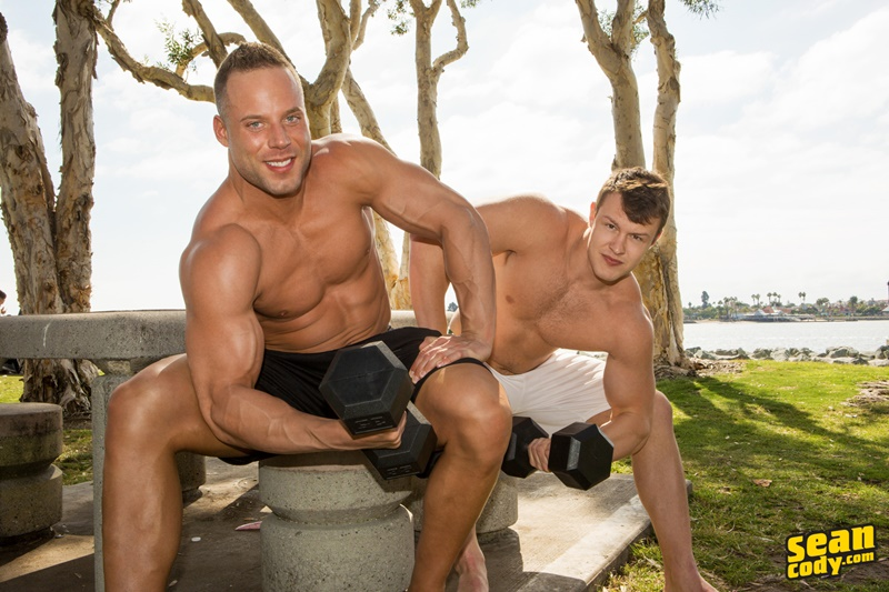 SeanCody naked young muscle dudes Sean Cody Jack Samuel bareback raw big cock bare ass fucking anal assplay cockucker rimming 004 gay porn sex gallery pics video photo - Sean Cody Jack and Samuel bareback raw big cock ass fucking