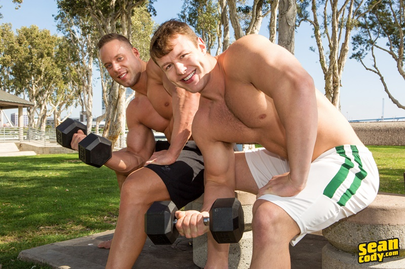 SeanCody naked young muscle dudes Sean Cody Jack Samuel bareback raw big cock bare ass fucking anal assplay cockucker rimming 005 gay porn sex gallery pics video photo - Sean Cody Jack and Samuel bareback raw big cock ass fucking