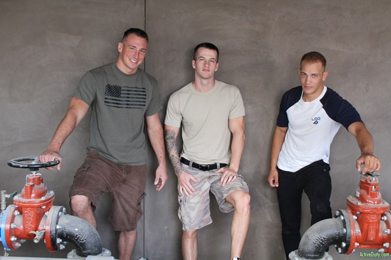 ActiveDuty sexy naked military army boys hardcore ass fucking orgy Quentin Gainz Chase Craig Cameron big thick large dicks sucking 002 gay porn sex gallery pics video photo - Hardcore ass fucking orgy with Quentin Gainz, Chase and Craig Cameron