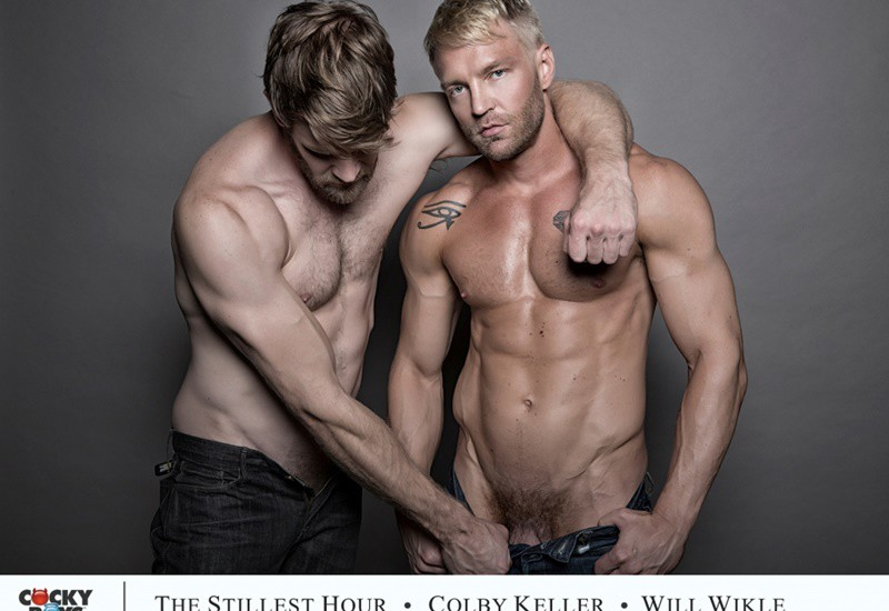 Cockyboys the Stillest Hour – Part 2 -starring Levi Karter, Will Wilkle and Colby Keller
