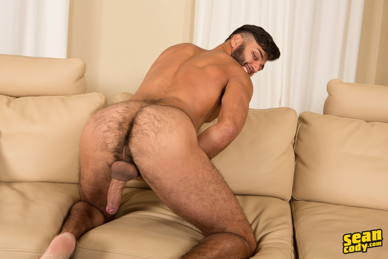 SeanCody Sexy young muscle hunk Sean Cody Kipp strips naked jerks big all American boy dick ripped six pack abs foreskin 012 gay porn sex gallery pics video photo - Sexy young muscle hunk Sean Cody Kipp strips naked and jerks his big American boy dick