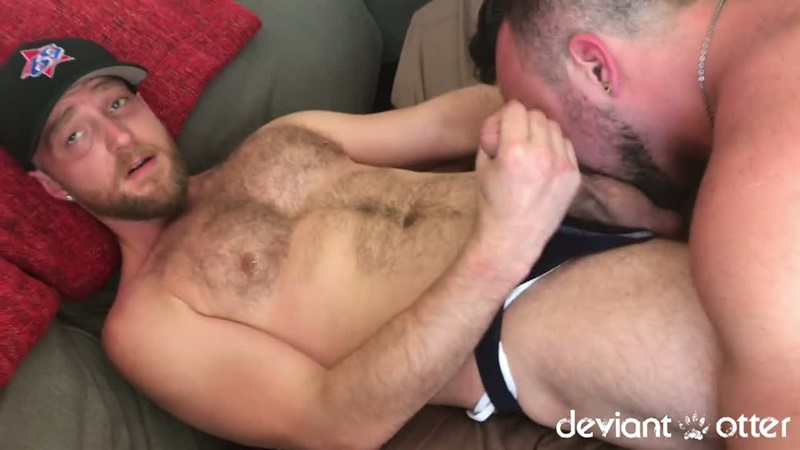 DeviantOtter young bearded gay man Otter gangbang orgy sex hardcore ass fucking anal rimming cum swapping orgasm jizz load 006 gay porn sex gallery pics video photo - Deviant Otter gangbang buddies