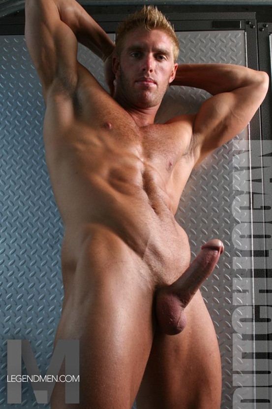 Legend Men Hot naked muscle hunks Dutch Logan Ripped Muscle Bodybuilder Strips Naked and Strokes His Big Hard Cock photo Top 100 worlds sexiest naked muscle men at Legend Men (31 40)
