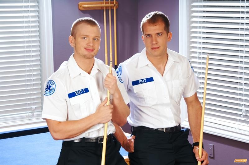 next door world  Brandon Lewis and James Huntsman