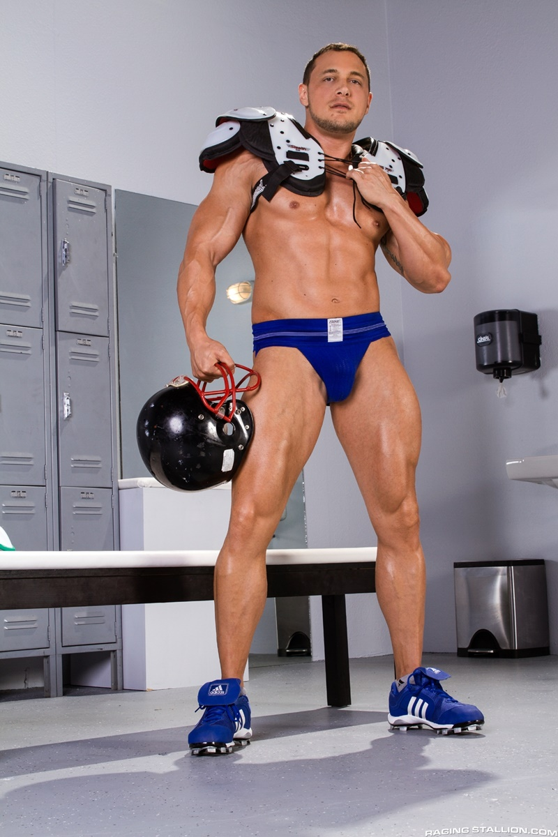 RagingStallion-sexy-naked-muscle-hunk-Sean-Zevran-locker-room-beefy-stud-Joey-D-football-player-deep-throat-swollen-big-thick-long-cock-anal-rim-004-gay-porn-sex-gallery-pics-video-photo