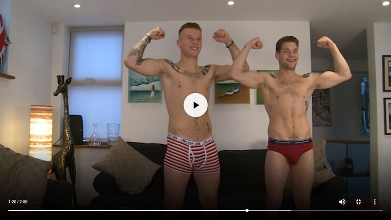 Men for Men Blog EnglishLads-Zack-Russell-Ricky-Hampton-man-wank-deep-throated-blowjob-straight-young-dude-016-gay-porn-pictures-gallery Ricky Hampton wanks straight dude Zack Russell's big uncut cock and it doesn't stop there by getting as Ricky sucks his dick English Lads