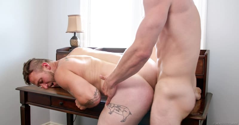 Men for Men Blog Donte-Thick-bareback-anal-fucking-balls-deep-huge-cock-Nicholas-Ryder-raw-ass-hole-NextDoorBuddies-009-gay-porn-pictures-gallery Donte Thick slides his bareback cock deep into Nicholas Ryder's raw ass hole Next Door Buddies