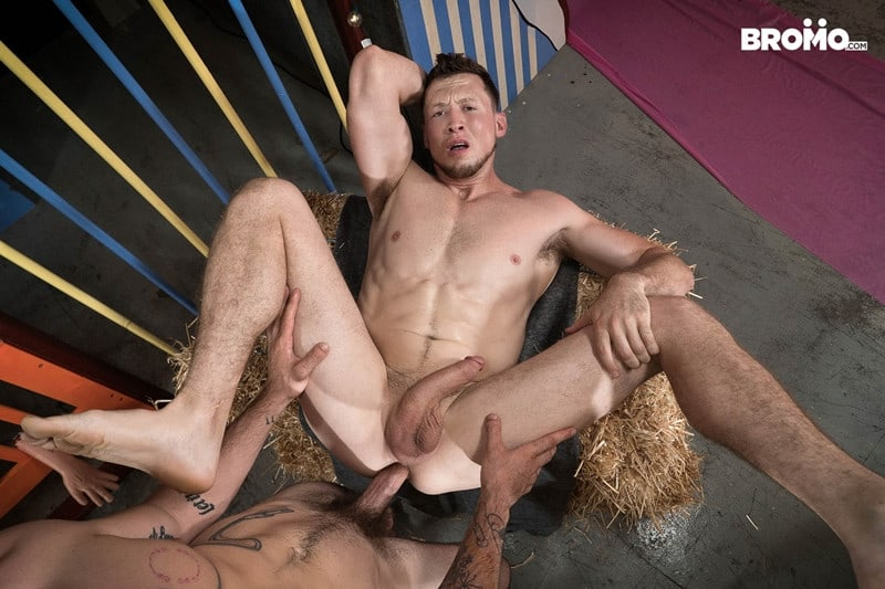 Men for Men Blog Buck-Richards-Pierce-Paris-ass-fucks-muscular-bubble-butt-ass-hole-huge-cock-sucking-Bromo-017-gay-porn-pictures-gallery Pierce Paris throat fucks Buck Richards' mouth with his huge thick dick Bromo
